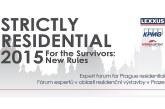 Strictly Residential – setkání odborníků realitního trhu