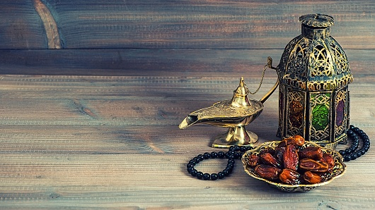 Orientální dekorace mají styl