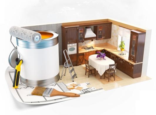 rekonstruování bytu