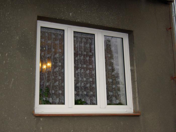 plastové okna