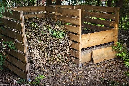 Dopřejte si svůj vlastní kompost!