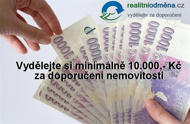 Odměníme Vás. 10.000,- Kč za tip na prodej nemovitosti.