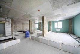 Na rekonstrukci interieru se lze pohodlně dohodnout i sbudoucím nájemcem