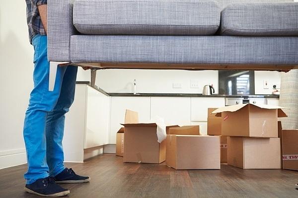 stehování nábytku