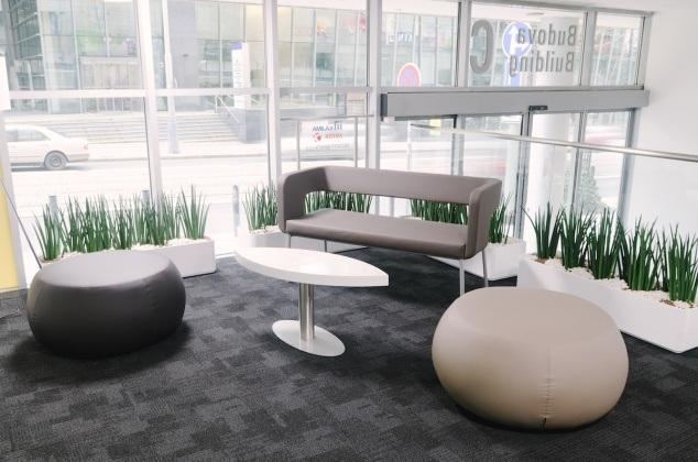 kanceláře flora