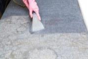 Jak účinně čistit koberce a čalouněný nábytek