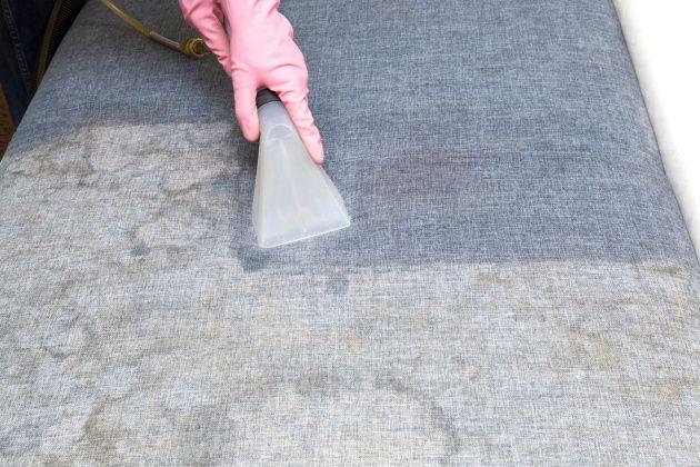 čištění koberců a nábytku