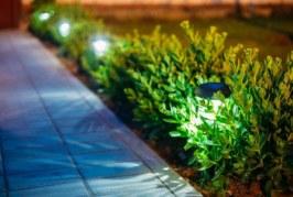 Venkovní osvětlení na zahradu i dvorek