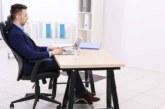 Pořádná židle v domácí pracovně