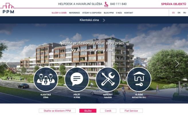 Ekonomická správa budov v Praze
